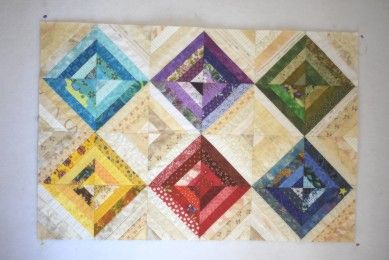 Scrap Quilts Re-visited